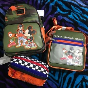Loungefly Disney Bundle